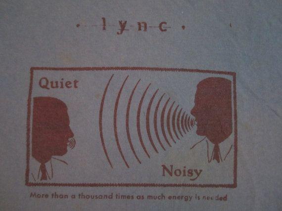 original LYNC modest mouse vintage 1992 tour by rainbowgasoline