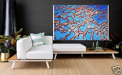 160cmx-100cm-ART-OIL-PAINTING-SEASCAPE-barrier-reef-CANVAS-australia-aboriginal