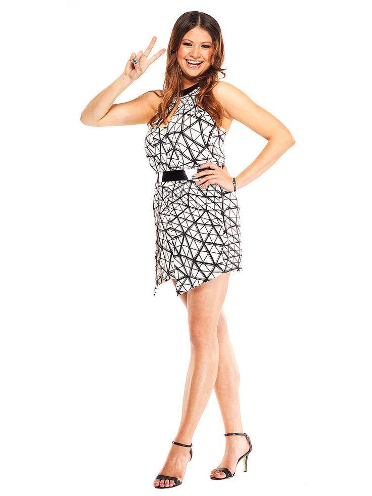 Lina on Big Brother Australia 2014.