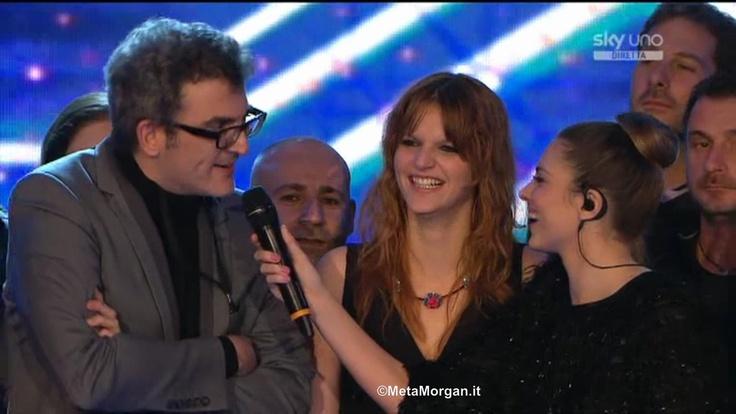 Gaetano Cappa @Radio24 - Il Sole24Ore e Chiara a @X Factor Italia - 9^ puntata 07.12.2012