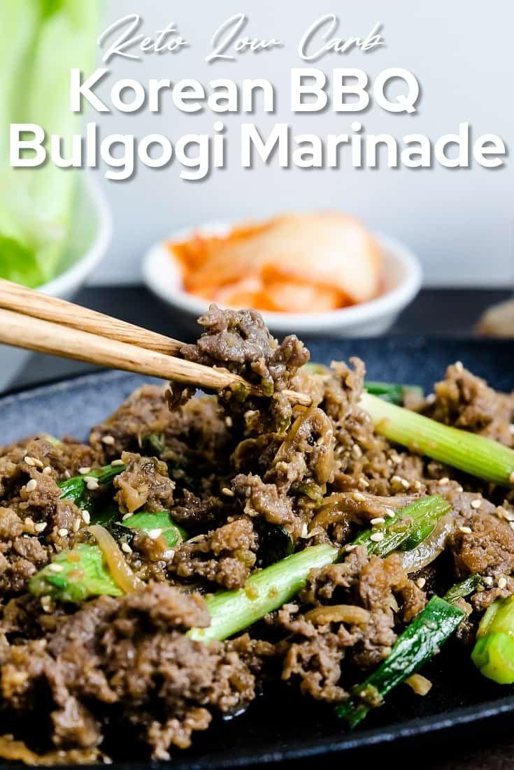 Easy Keto Korean BBQ Bulgogi Marinade | LowCarbingAsian ...