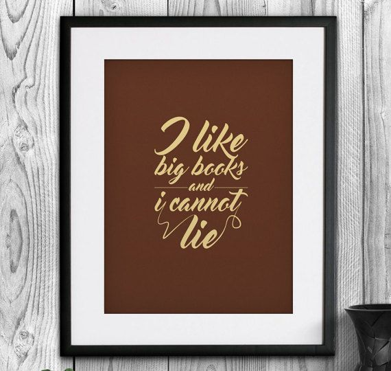 printable for her i like big books and i by gifts for book loversbig