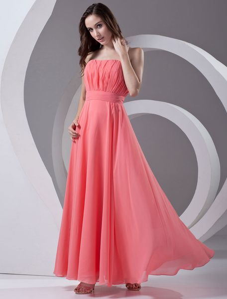 Best 20  Salmon bridesmaid dresses ideas on Pinterest | Grape ...