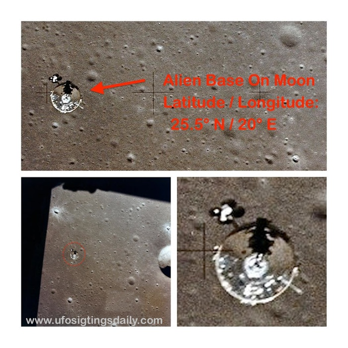 ancient astronaut on the moon - photo #12