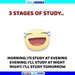 three Phases of Examine….. 😂 😂  #studentlife #schoolmemes #collegememes #stude…