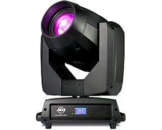 ADJ American DJ Vizi BSW300 ruchoma głowa LED. Vizi BSW300 to najmocniejsza ruchoma głowa oferowana przez firmę ADJ. Zastosowana w głowicy została dioda o mocy 300W dzięki której urządzenie sprawdzi się nawet podczas największych eventów. Jest to doskonałe rozwiązanie hybrydowe - w zależności od potrzeb głowica może być stosowana jako Beam, Spot lub Wash.