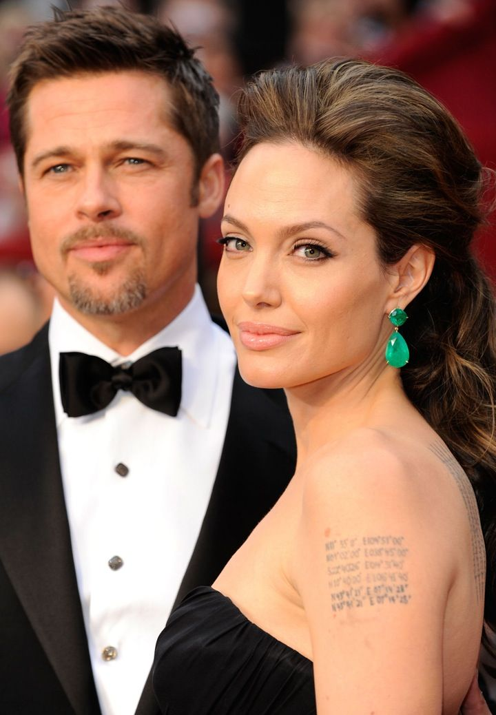 """So Sad: Brad Pitt and Angelina Jolie Were """"Living Separate Lives"""" Prior to Their Divorce Announcement"""