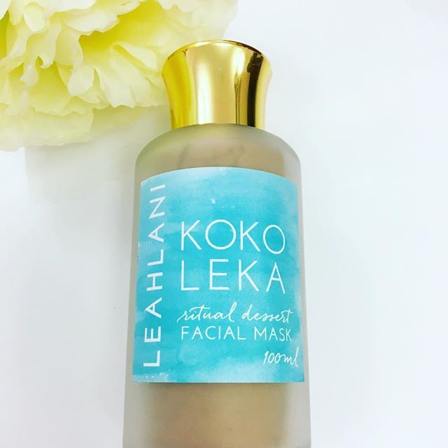 KOKOLEKA ❤️ a luxurious and detoxifying superfood 'dessert-mask' for your skin. Carefully formulated to deeply cleanse, purify, detoxify and revitalize your skin cells. Once activated with water, Kokoleka will quickly begin to feed your skin the most potent and exquisite blend of nutrients at a very fast rate, balancing hydration and mineral levels and increasing enzyme activity. We ❤️ @leahlaniskincare! #new #badezimmer #potsdam #skincare #kokoleka #mask #skin #thingswelove