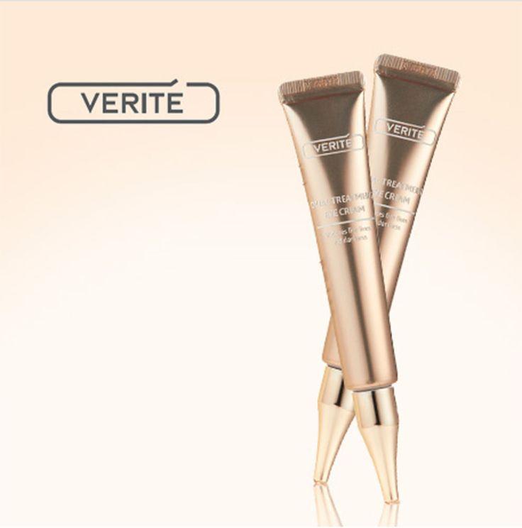 Verite Wrinkle Care Dual Treatment Eye Cream 20ml Korean Cosmetics #Verite
