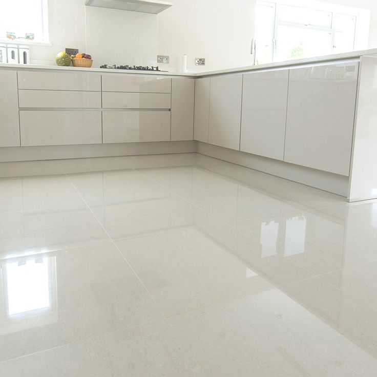 How To Clean Shiny Kitchen Floor Tiles