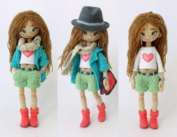 Patron Amigurumi Monster High : 1000+ images about Amigurumi - crochet on Pinterest