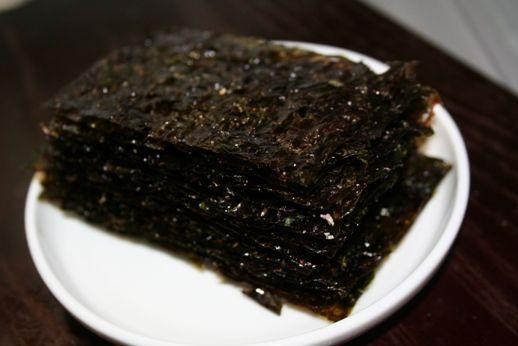 世界で一番おいしい「韓国のり」を家で作ります! | 韓国料理店に負けない韓国家庭料理レシピ「眞味」