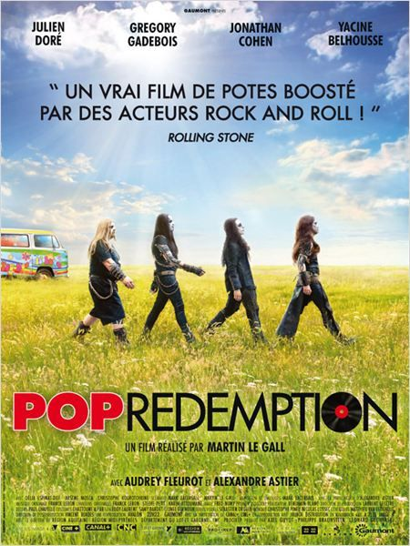 04/04/15 | POP REDEMPTION (2012) by Martin Le Gall  | ★★★★
