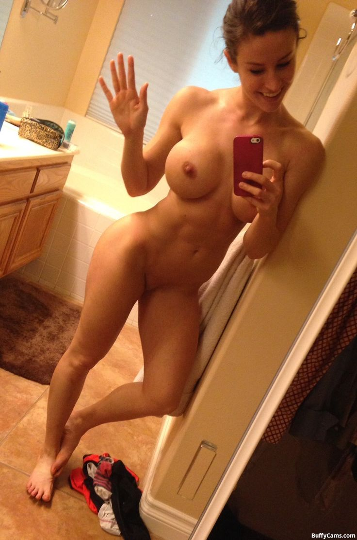 Pics of a naked girl masturbating with a dildo