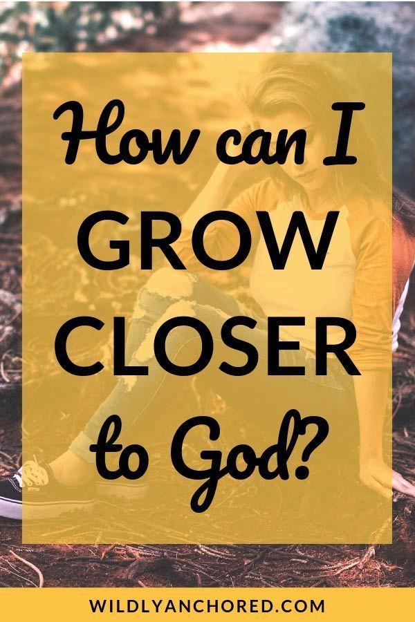 06b44cfc1abf07636f6ce6dbf178b4bd - How Do I Get A Closer Relationship To God
