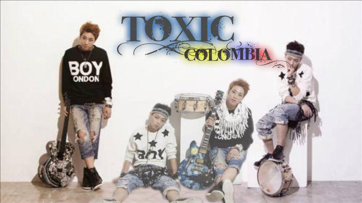 Facebook Toxic https://www.facebook.com/toxicofficialcolombia