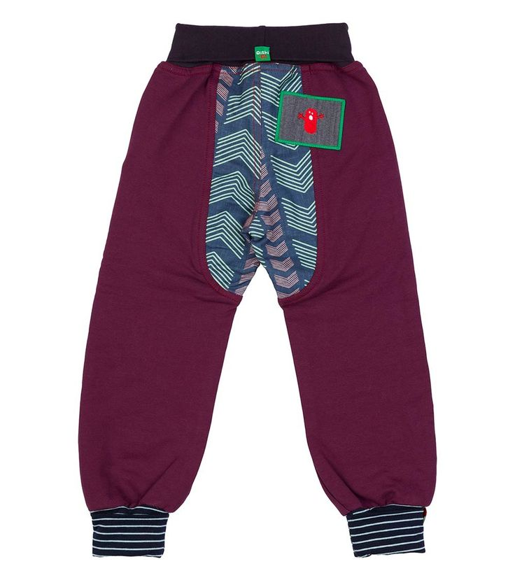 Grummy Track Pant - Big, Oishi-m Clothing for kids, Winter Break 2016, www.oishi-m.com