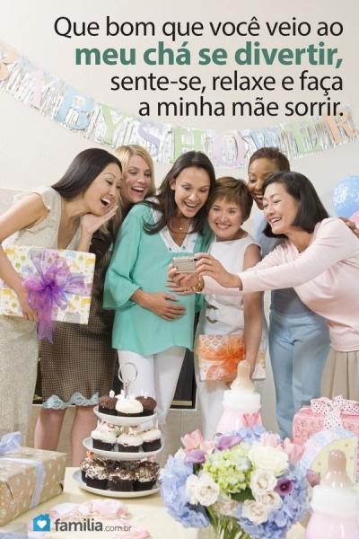 Familia.com.br   10 ideias de jogos para o chá de bebê #Chadebebê #Gravidez #Bebê