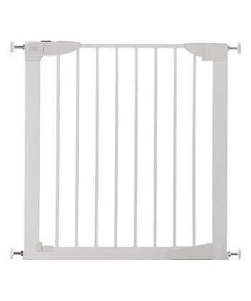 Mothercare Safest Start Auto Close Pressure Fit Safety Gate - stair gates & safety gates - Mothercare