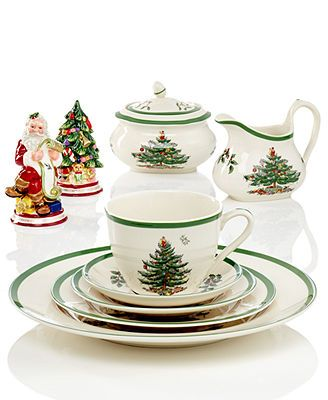 Spode Dinnerware Christmas Tree Collection- For Cathy  sc 1 st  Pinterest & 70 best Spode Christmas Tree images on Pinterest | Spode christmas ...