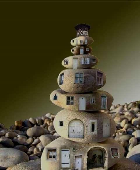 Casas en pisos