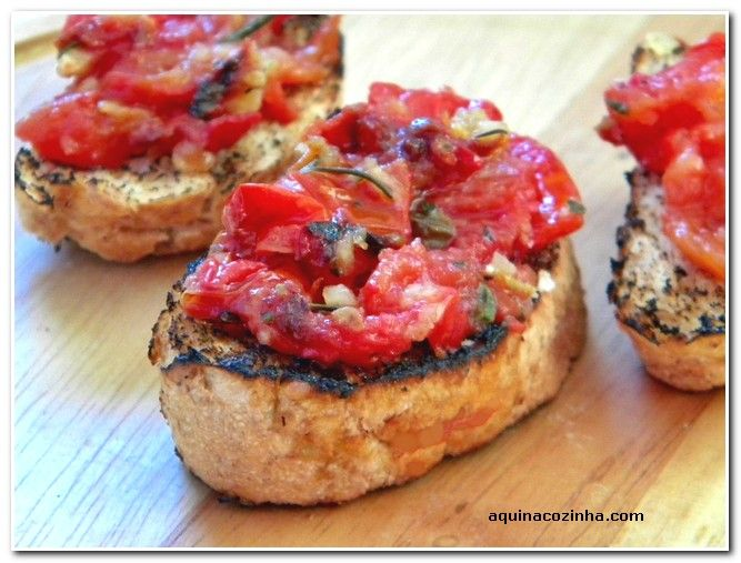 Tomates seco simples