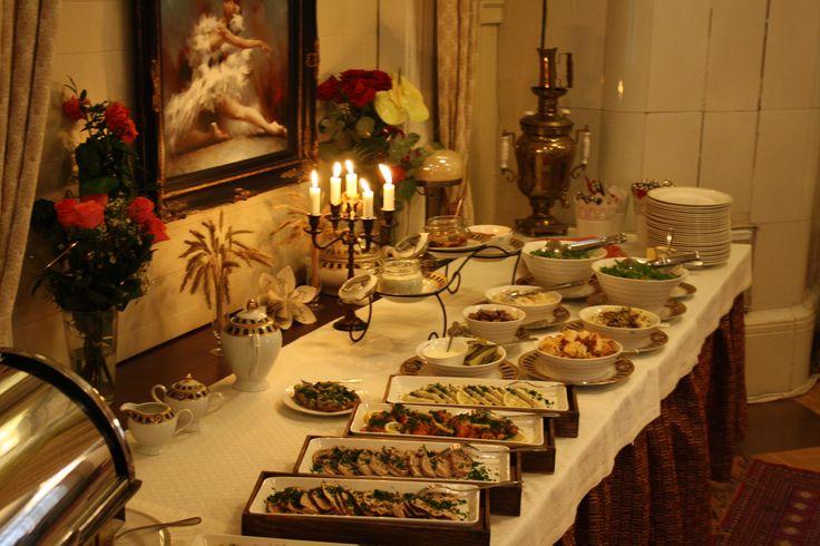 Tzar's buffet