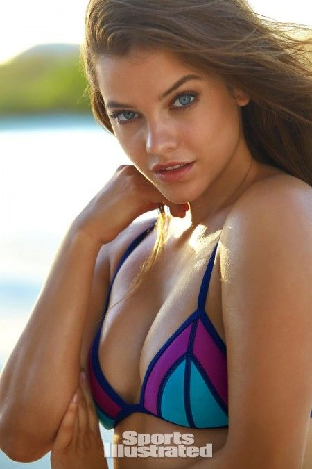 Barbara Palvin stars in Sports Illustrated Swimsuit Issue 2016 as a Rookie