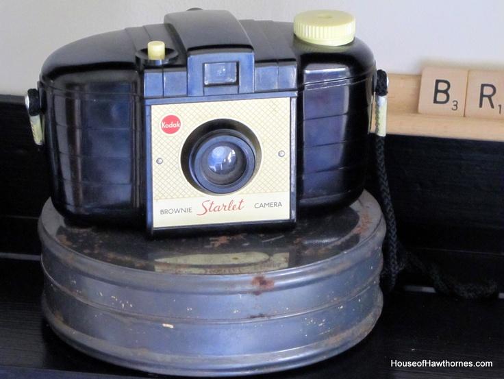 Brownie Starlet: Brownie Starlet, Vintage Cameras, Camera Envy