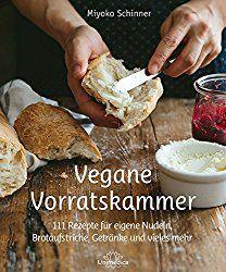 Vegane Vorratskammer, für Veganer eine tolle und günstige Sache…