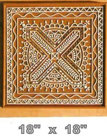 Traditional Wall Art 19 best gujarat wall art images on pinterest   indian art, mirror