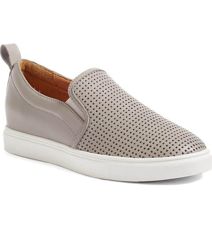 Main Image - Caslon® Eden Perforated Slip-On Sneaker (Women). Slip On  SneakersSneakers ...