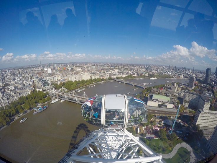 Do more with Avios on the London Eye and London Eye River Cruise