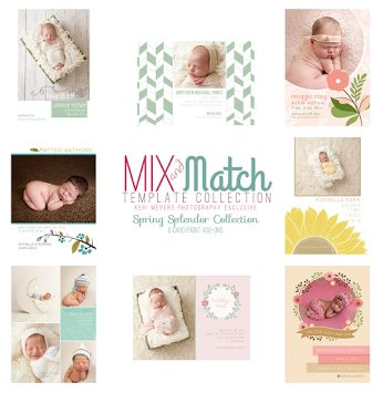 Best Birth Announcement Templates From Kmp Images On