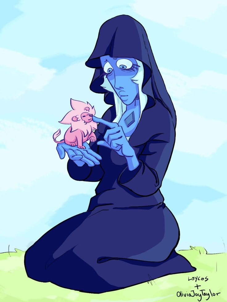 Blue Diamond | Steven Universe | Know Your Meme