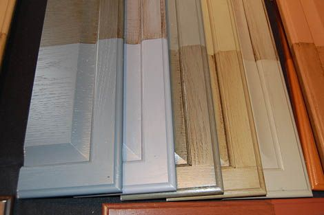 glaze for kitchen cabinets