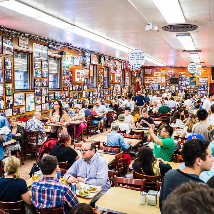 "Gefällt 115 Mal, 3 Kommentare - Daniel Laqua (@daniel_laqua) auf Instagram: ""Katz's Delicatessen NYC #2015 #thisisnyc #throwback #instagood #instadaily #instatravel #nikon…"""