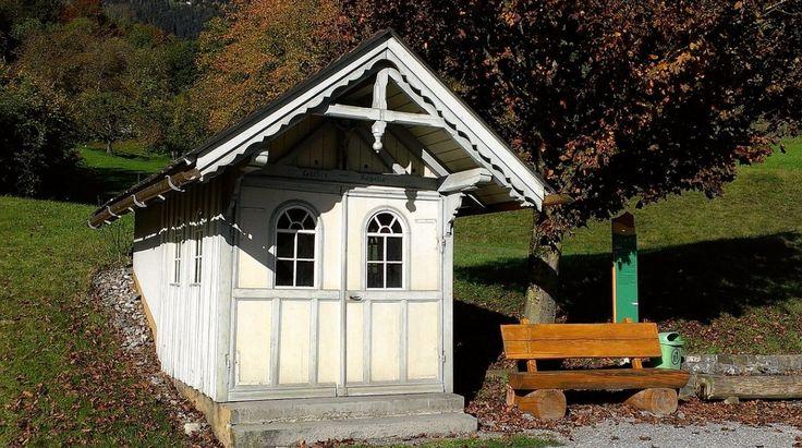 Schnifis, Lourdeskapelle