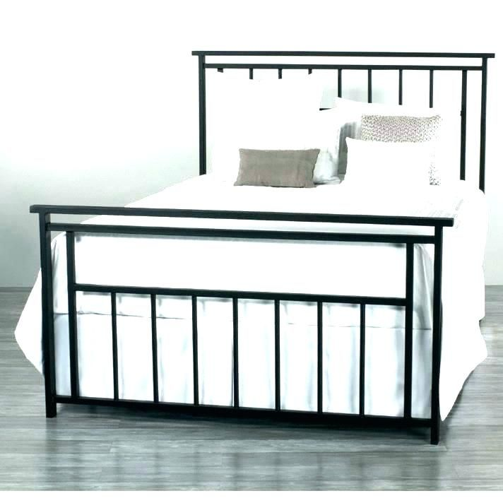 Wrought Iron Bed Frame Full King Size Wrought Iron Bed King