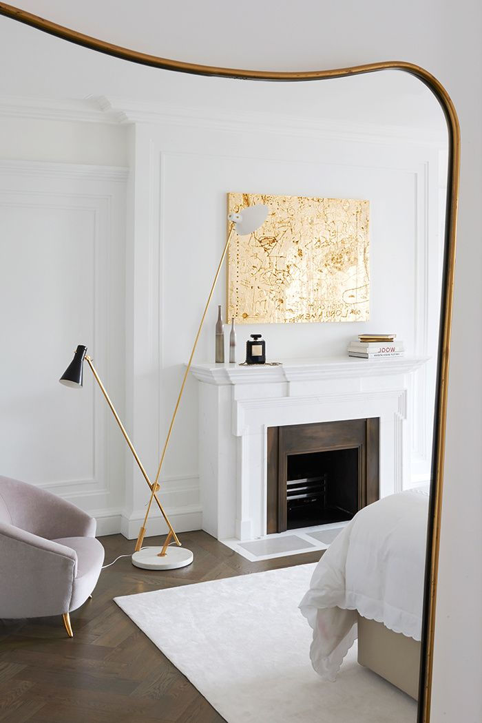 Art Finds a Home in London | http://curatedinterior.com/inspiration/art-finds-a-home-in-london/