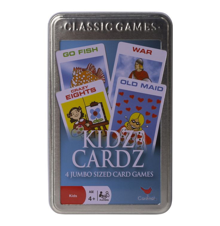 Kidz Cards in Tin - Lowest Prices & Specials Online | Makro
