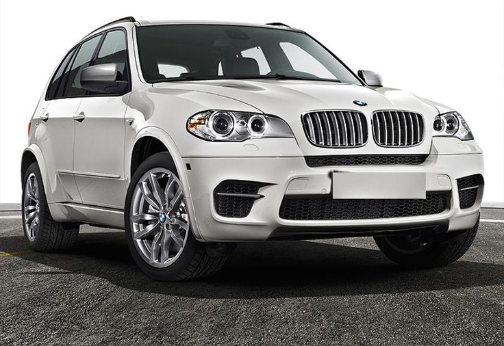 The 2014 BMW X5 M50d SUV is an upgraded luxury powerhouse