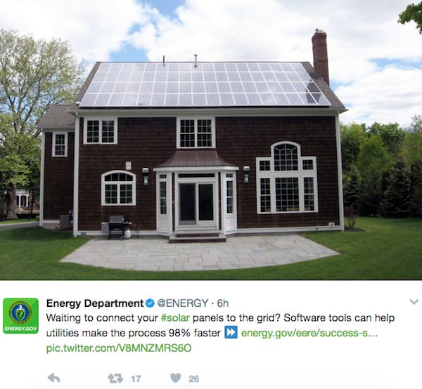 Energy Sec'y Rick Perry Hilariously Trolls His Own Deputy With Good News About Renewables