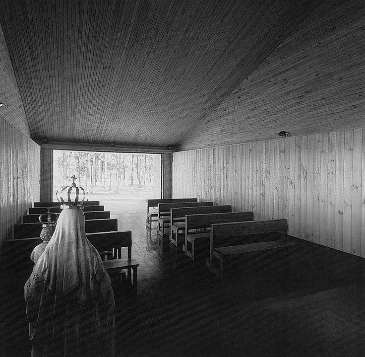 Capilla en Mulchen, 2000
