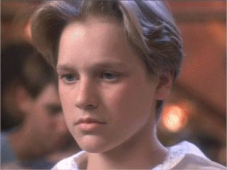 Devon Sawa as Casper! Oh my goodness...