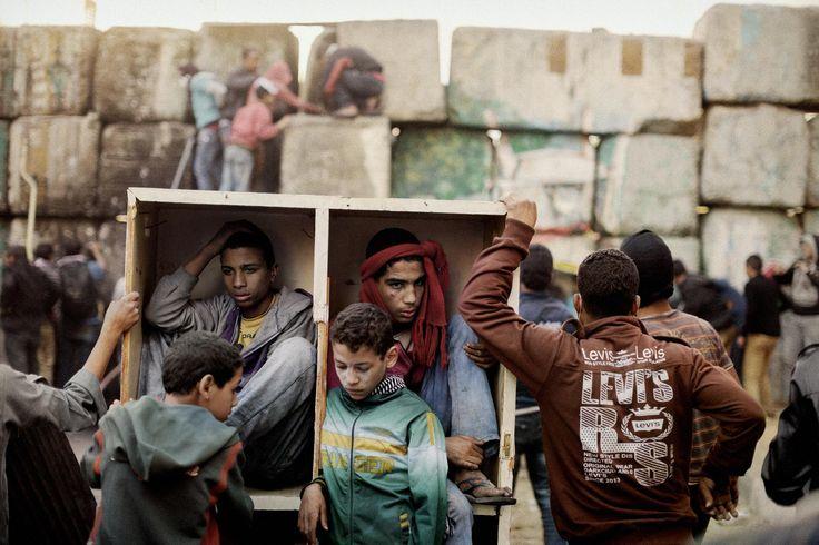 La Primavera Árabe contada en diez fotos de Moises Saman