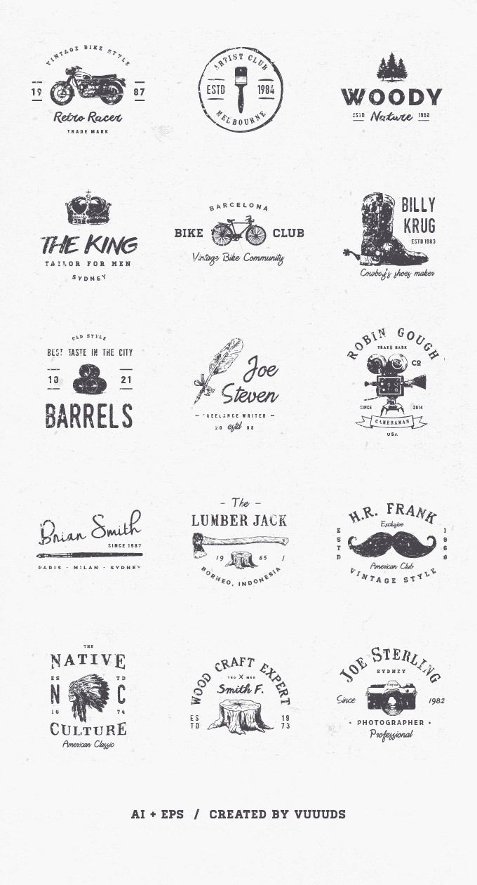 Best 25+ Free logo templates ideas on Pinterest | Create free logo ...