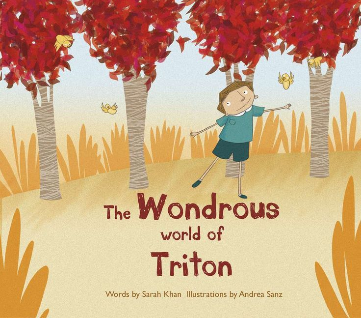 Personalised children's books by Wondrous Ink