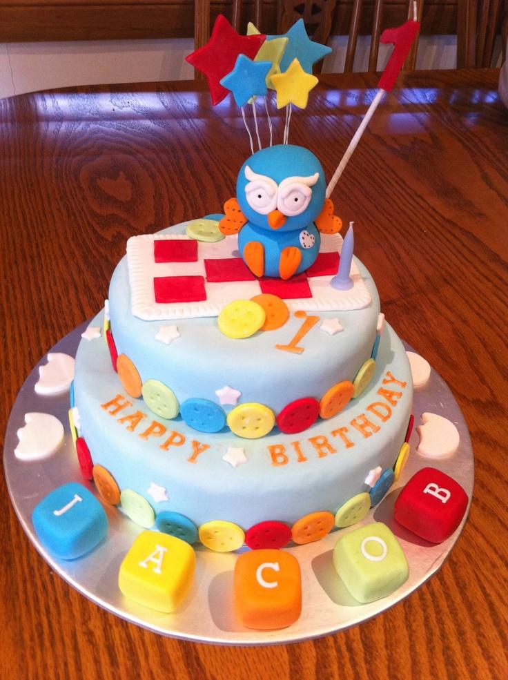 Jacobs cake