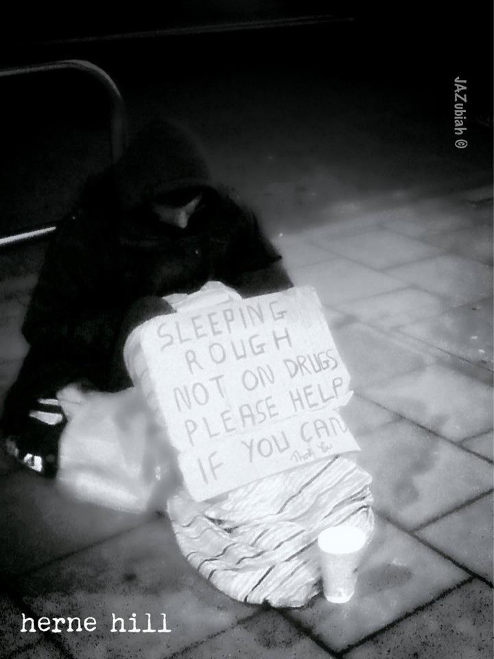 Homeless - London